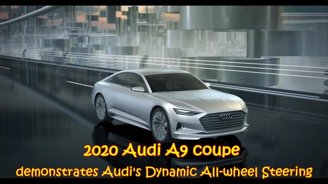 48 New 2020 Audi A9 Concept Concept and Review