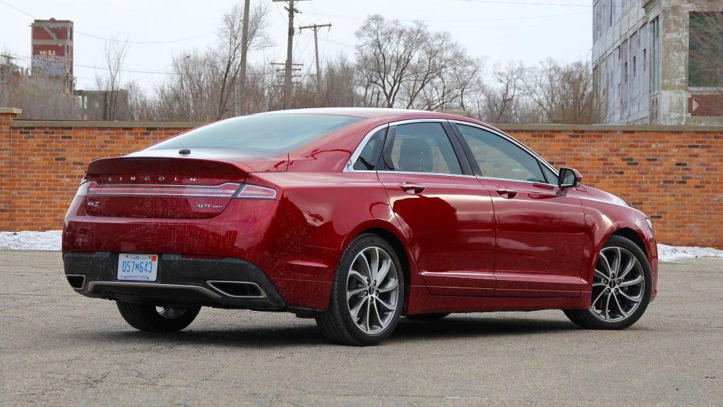 48 New Spy Shots Lincoln Mkz Sedan Pictures