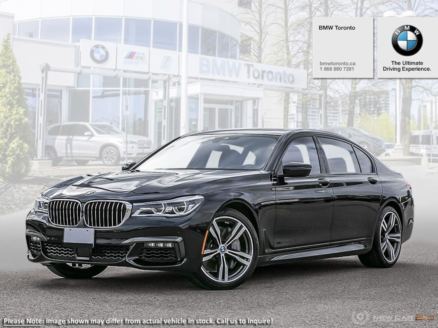 48 The 2019 BMW 750Li Xdrive Wallpaper