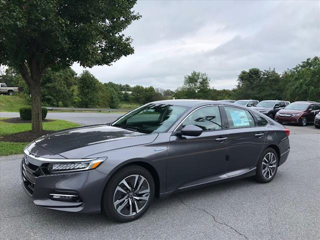 48 The 2019 Honda Accord Hybrid Performance