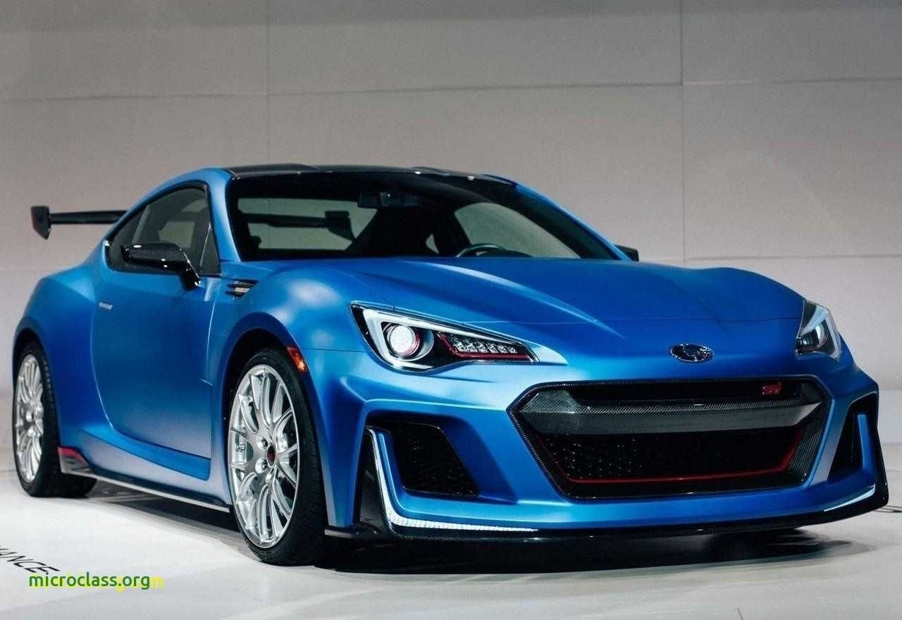 48 The 2019 Subaru Brz Sti Turbo Performance and New Engine