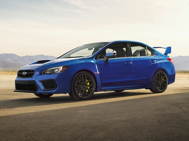 48 The 2019 Subaru Wrx Configurations