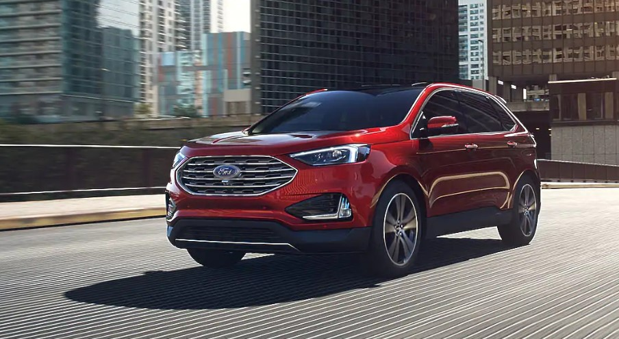 48 The 2020 Ford Edge Price and Review