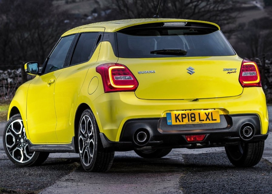 48 The 2020 New Suzuki Swift Sport Release Date