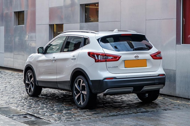 48 The 2020 Nissan Qashqai Model