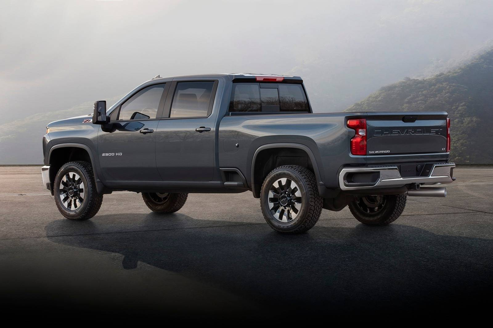48 The 2020 Silverado Hd Concept and Review