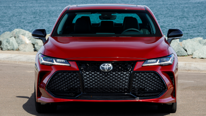 48 The 2020 Toyota Avalon Hybrid Price and Release date