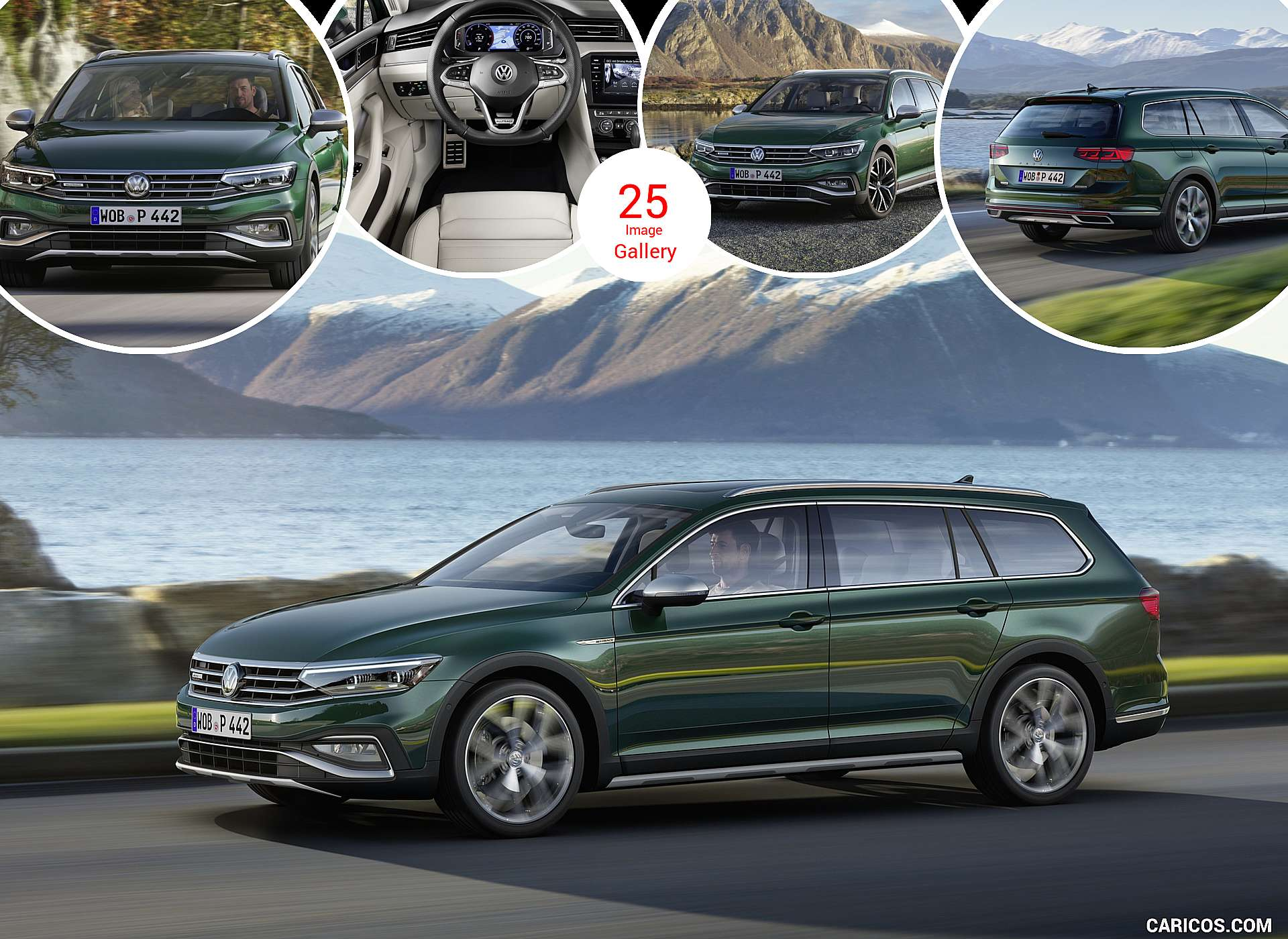 48 The 2020 Vw Passat Alltrack Images