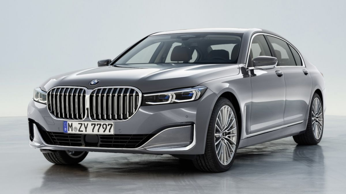 48 The Best 2019 BMW 750Li New Model and Performance