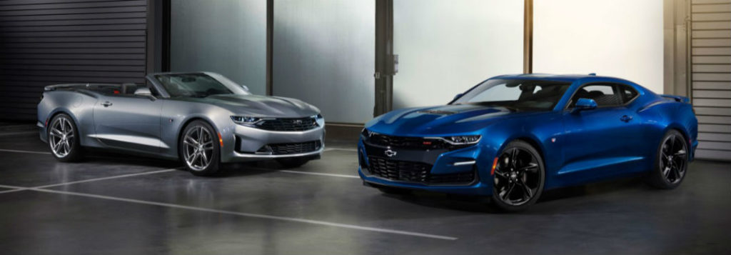 48 The Best 2019 Chevy Camaro Competition Arrival Style