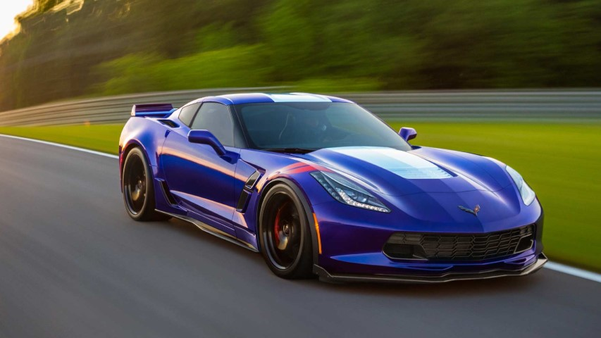 48 The Best 2020 Corvette Z07 New Review