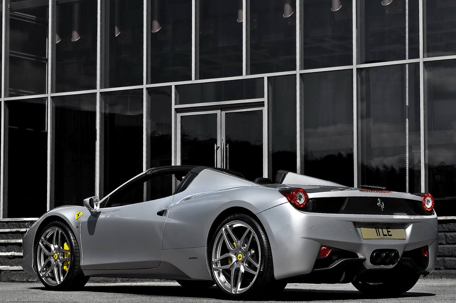 48 The Best 2020 Ferrari 458 Spider Configurations