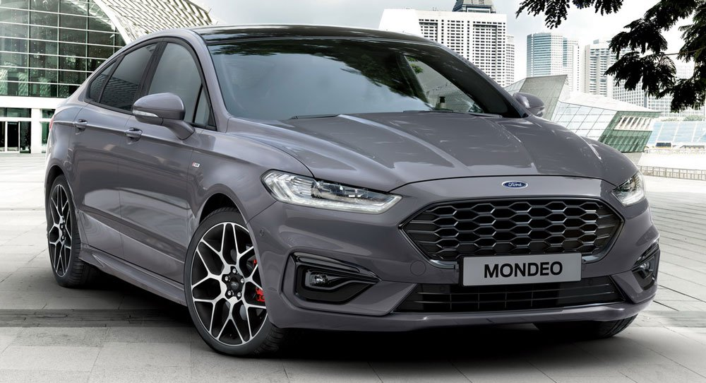 48 The Best 2020 Ford Mondeo Vignale Overview
