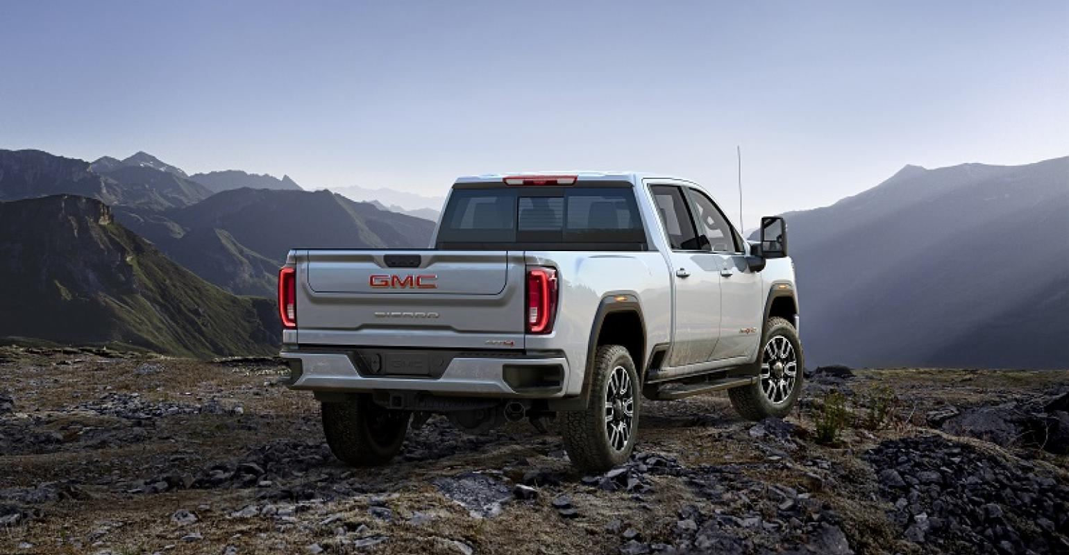 48 The Best 2020 GMC Sierra 2500Hd Specs and Review