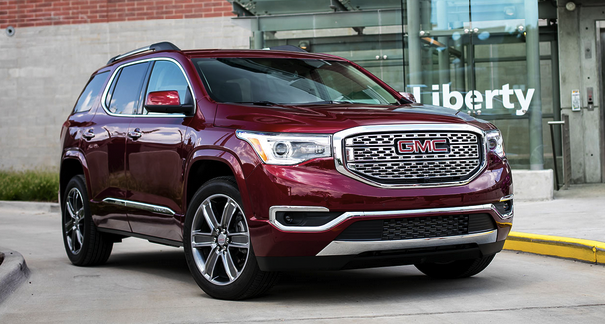 48 The Best 2020 Gmc Acadia Denali Spy Shoot
