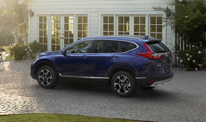 48 The Best 2020 Honda CRV Redesign