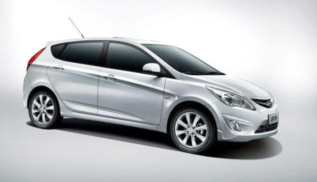 48 The Best 2020 Hyundai Accent Hatchback Exterior and Interior