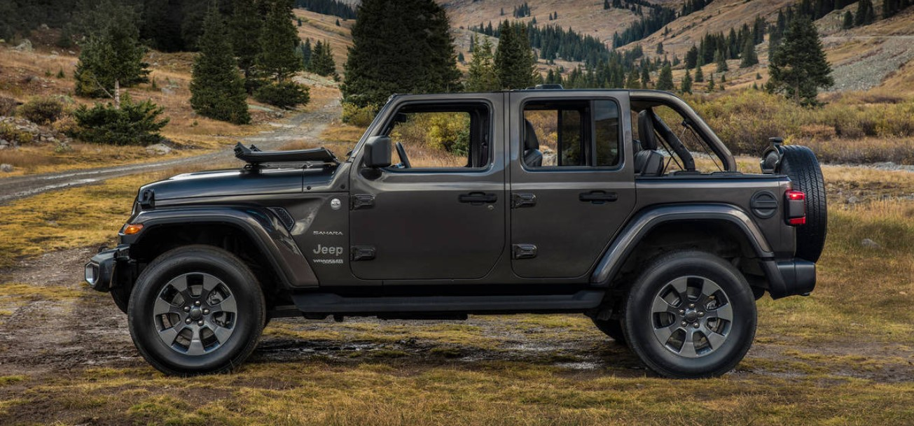 48 The Best 2020 The Jeep Wrangler Model