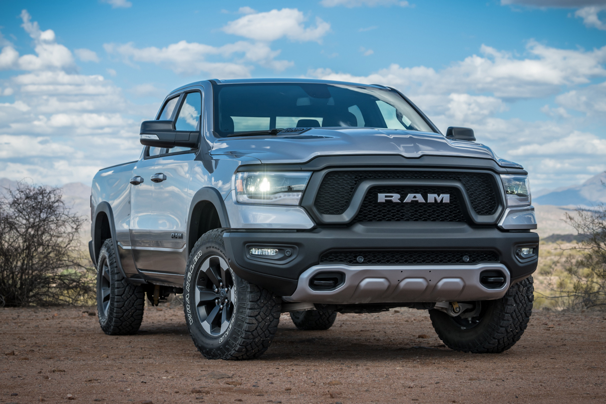49 A 2019 Dodge Ram Truck Pictures