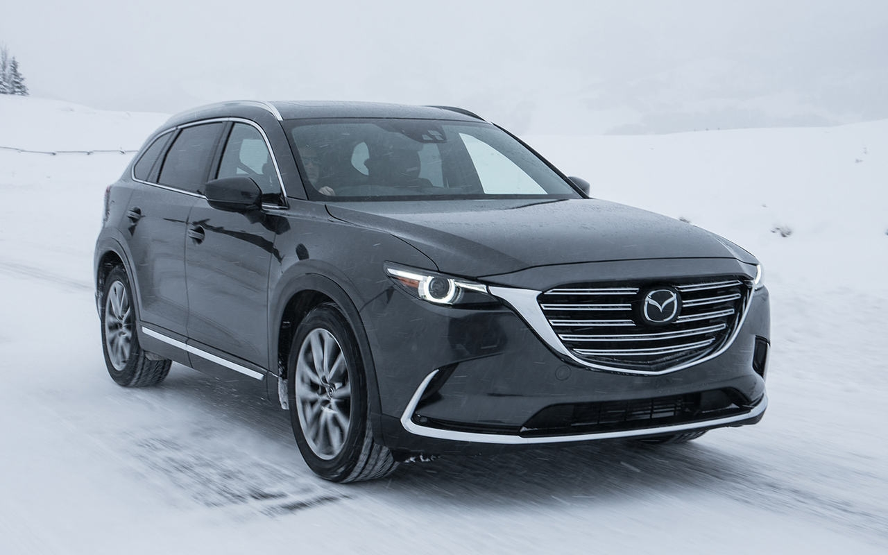 49 A 2019 Mazda Cx 9 Rumors Spesification