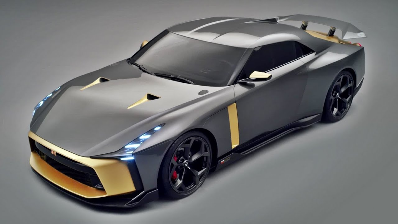 49 A 2019 Nissan Gt R Release