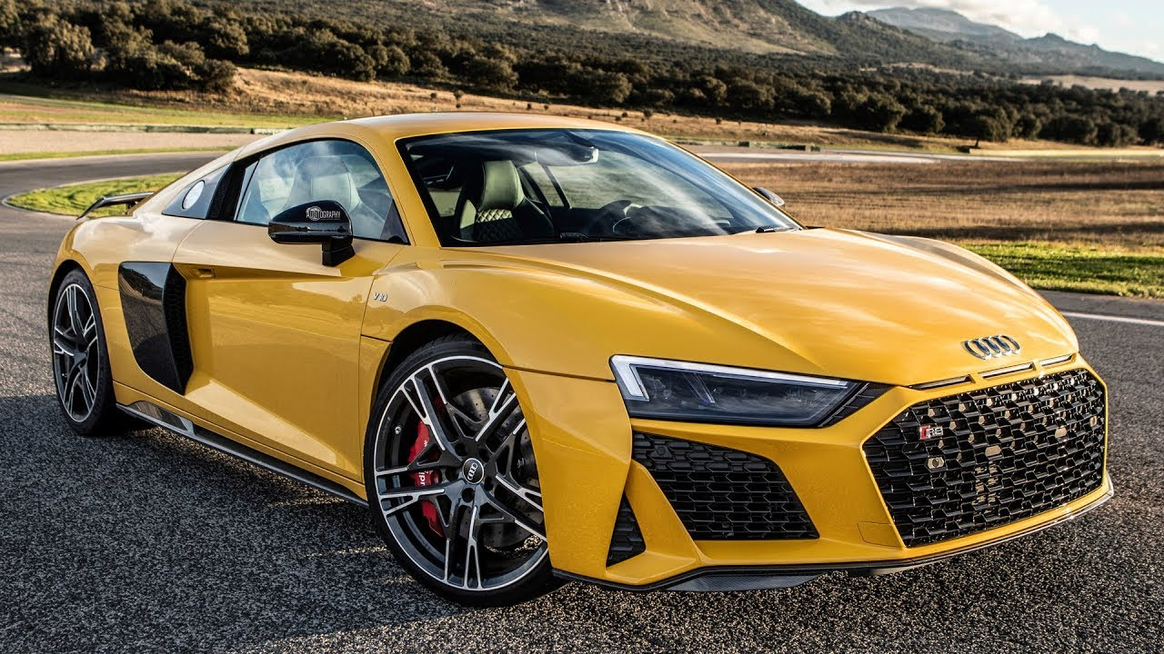 49 A 2020 Audi R8 V10 Spyder Redesign and Concept