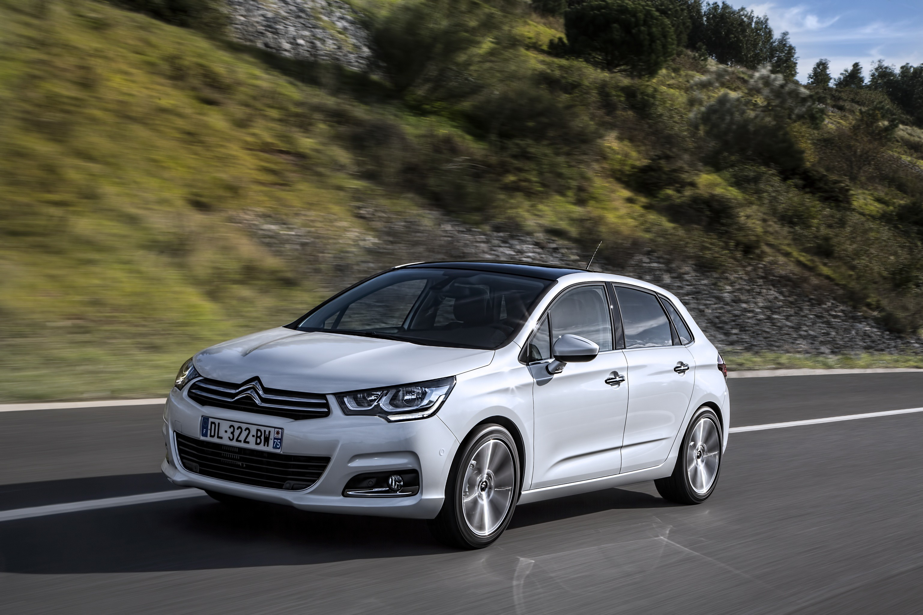 49 A 2020 Citroen C4 Wallpaper