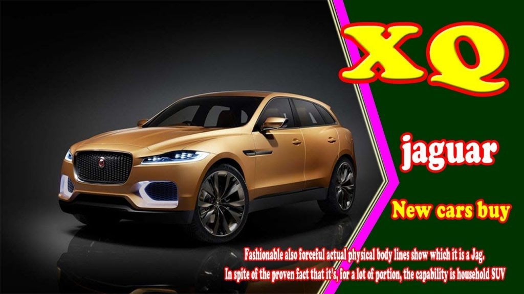 49 A 2020 Jaguar Xq Crossover New Review