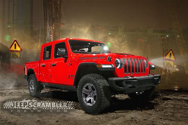 49 A 2020 The Jeep Wrangler Price and Release date