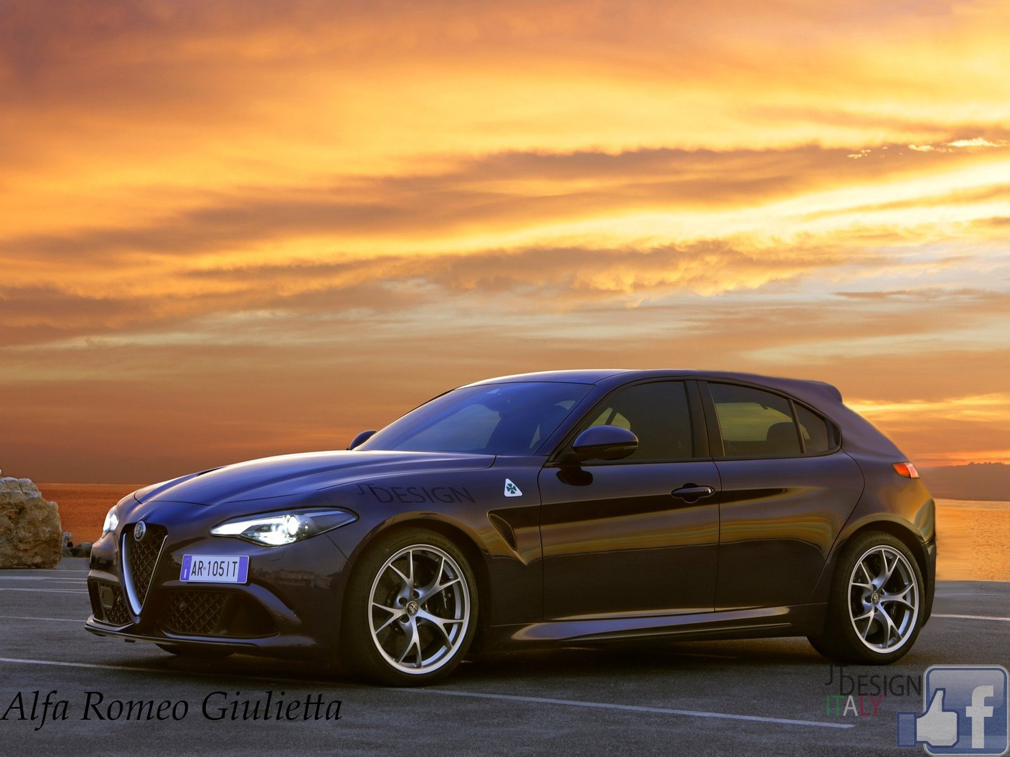 49 All New 2020 Alfa Romeo Giulia Exterior and Interior