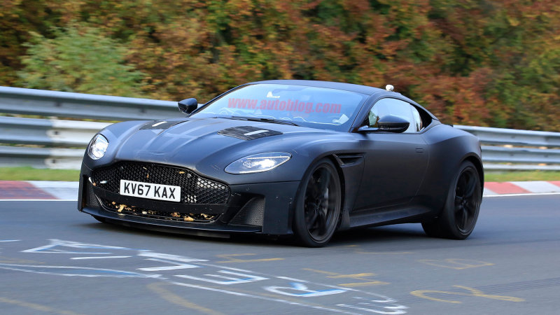 49 All New 2020 Aston Martin Vanquish Engine
