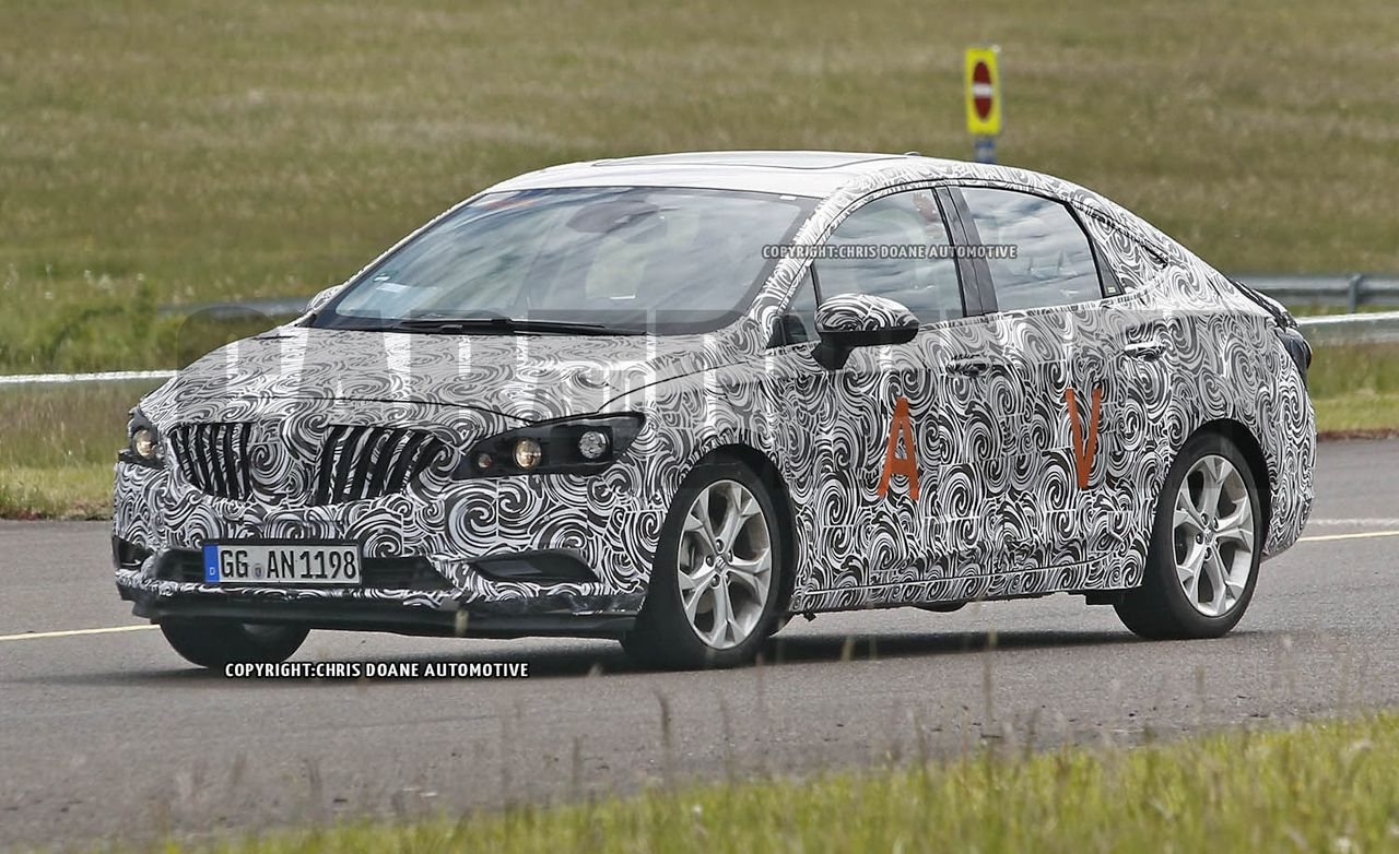 49 All New 2020 Buick Verano Spy Review and Release date