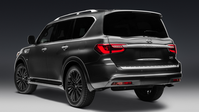 49 All New 2020 Infiniti QX80 Price