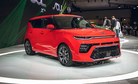49 All New 2020 Kia Soul Awd Rumors