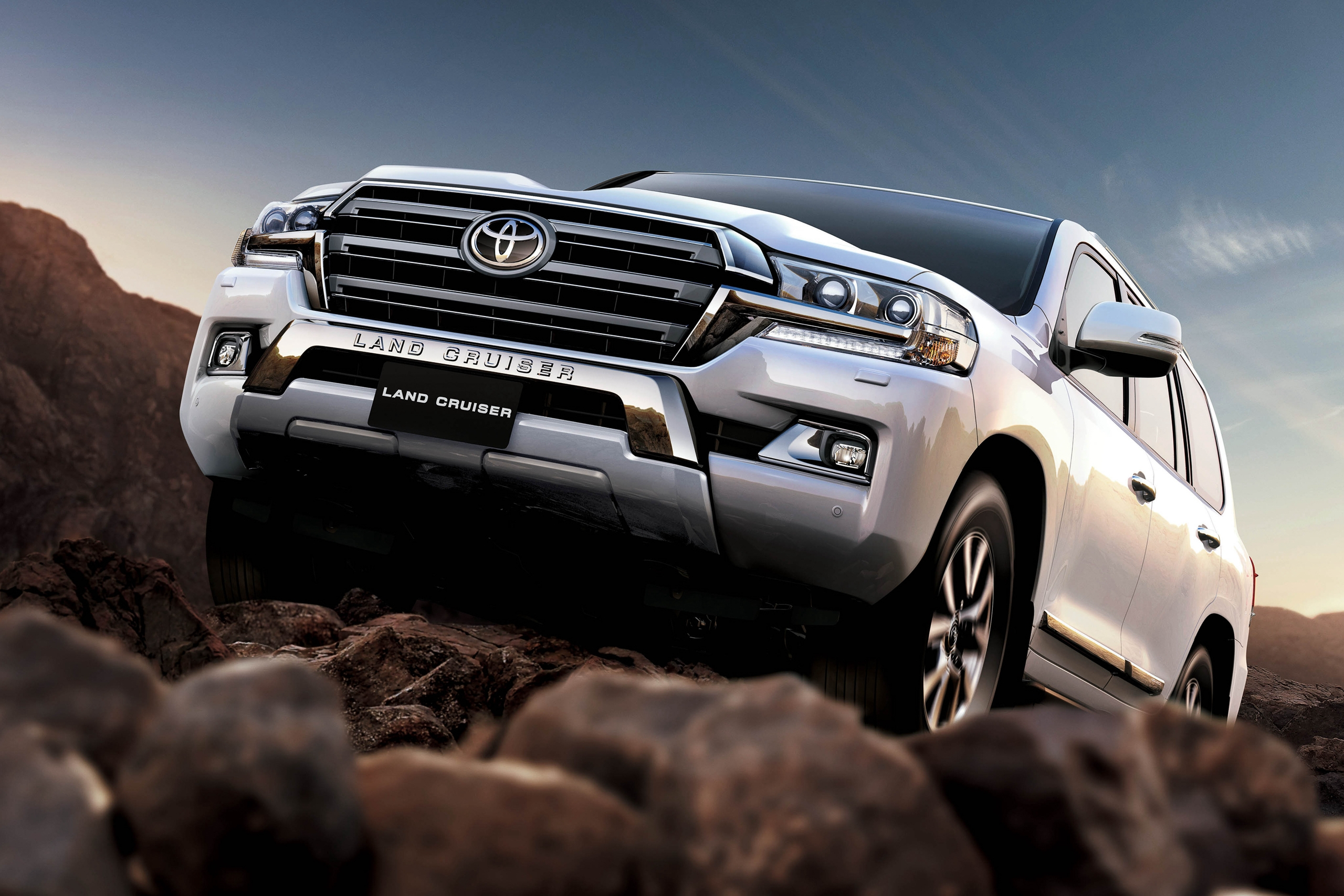 49 All New 2020 Land Cruiser Style