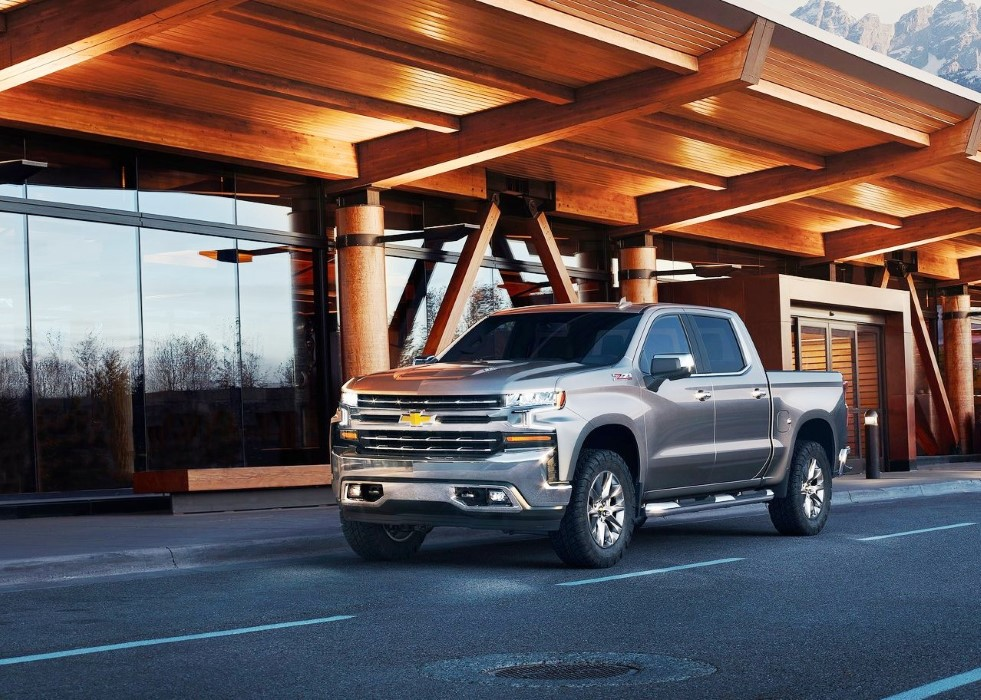 49 All New 2020 Silverado 1500 Diesel First Drive