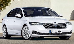 49 All New 2020 Skoda Octavia Redesign