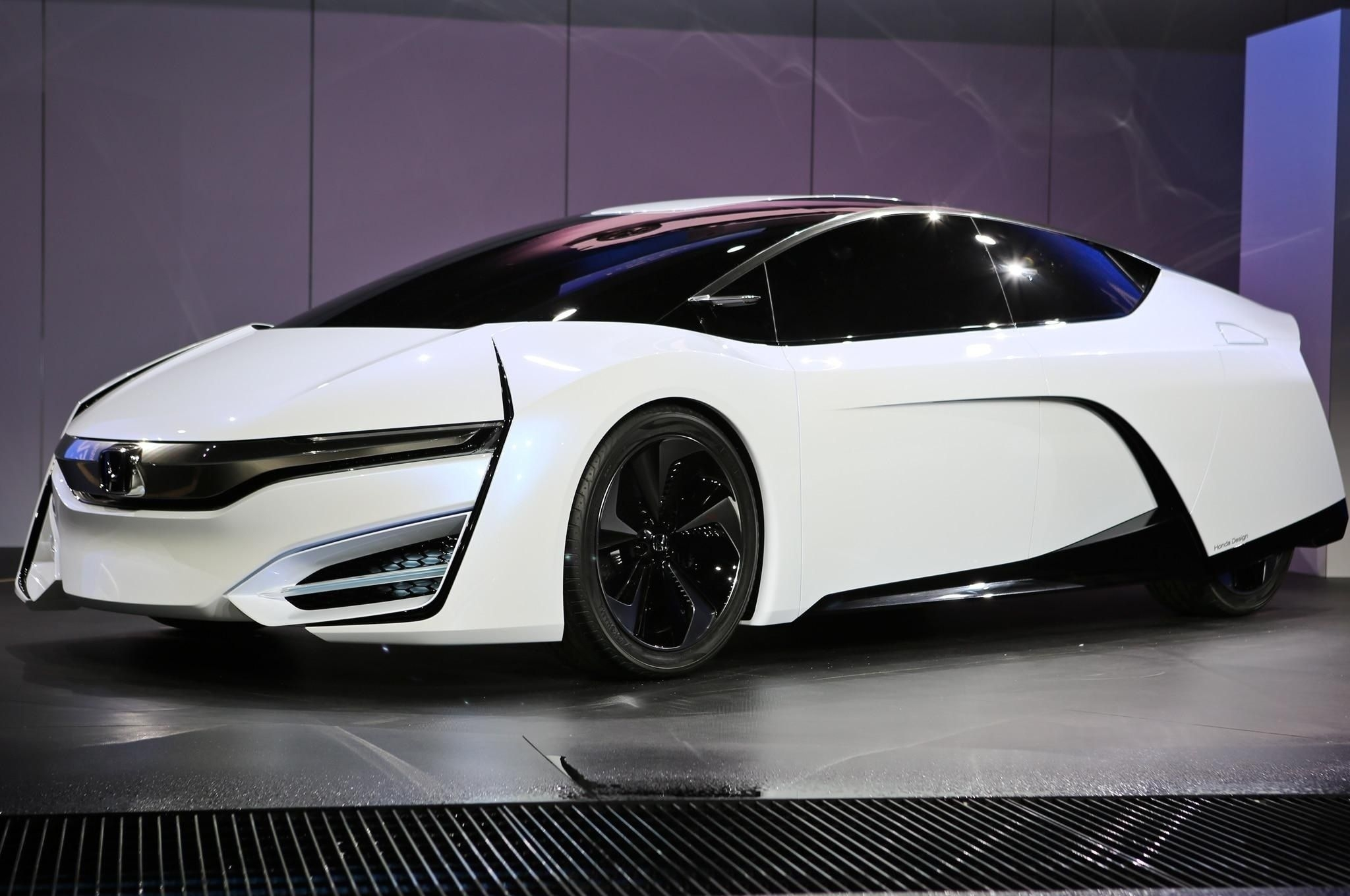49 Best 2019 Honda Fcev Review