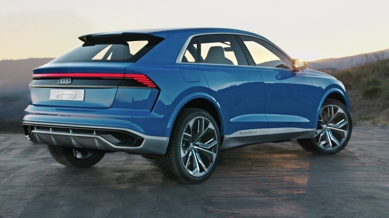49 Best 2020 Audi Q8 Redesign and Concept