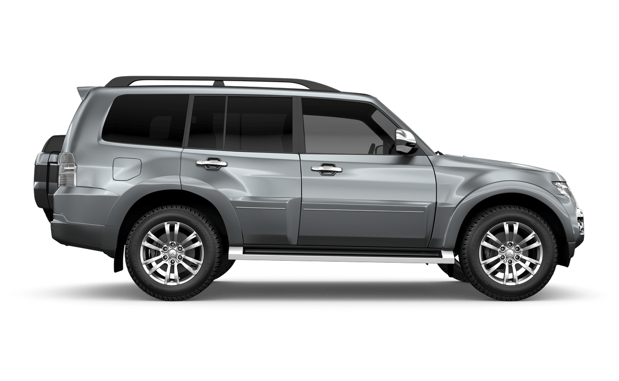 49 Best Mitsubishi Pajero Spy Shoot