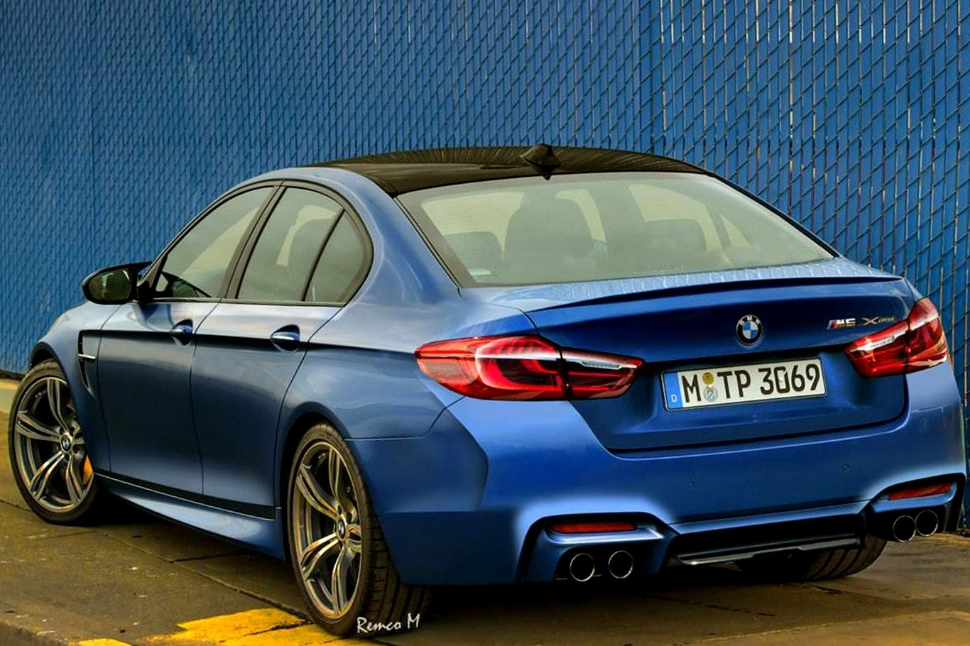 49 New 2020 BMW M5 Release
