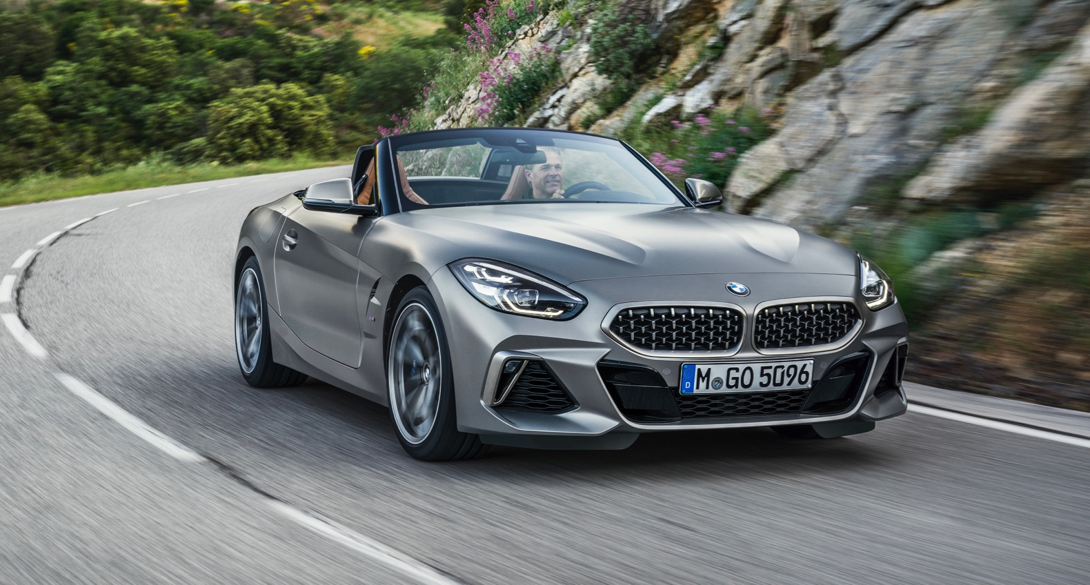 49 New 2020 BMW Z4 Wallpaper