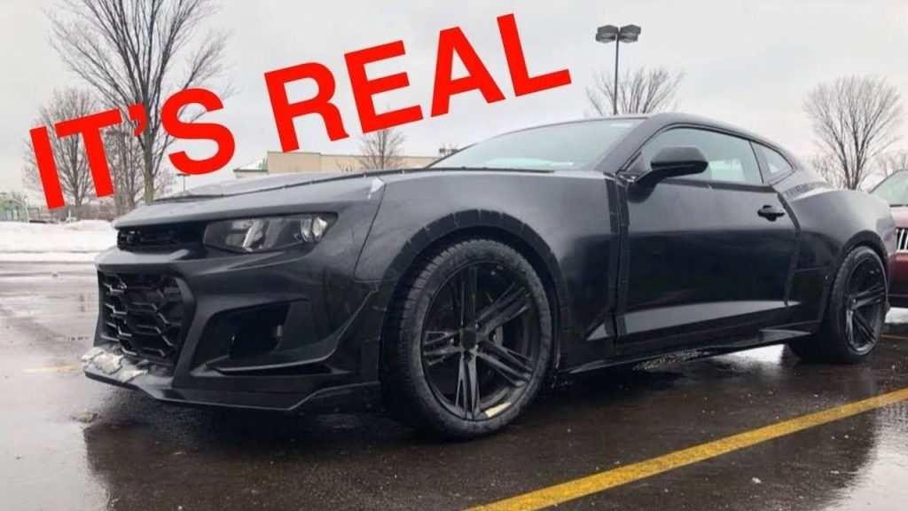 49 New 2020 Camaro Z28 Horsepower Review and Release date