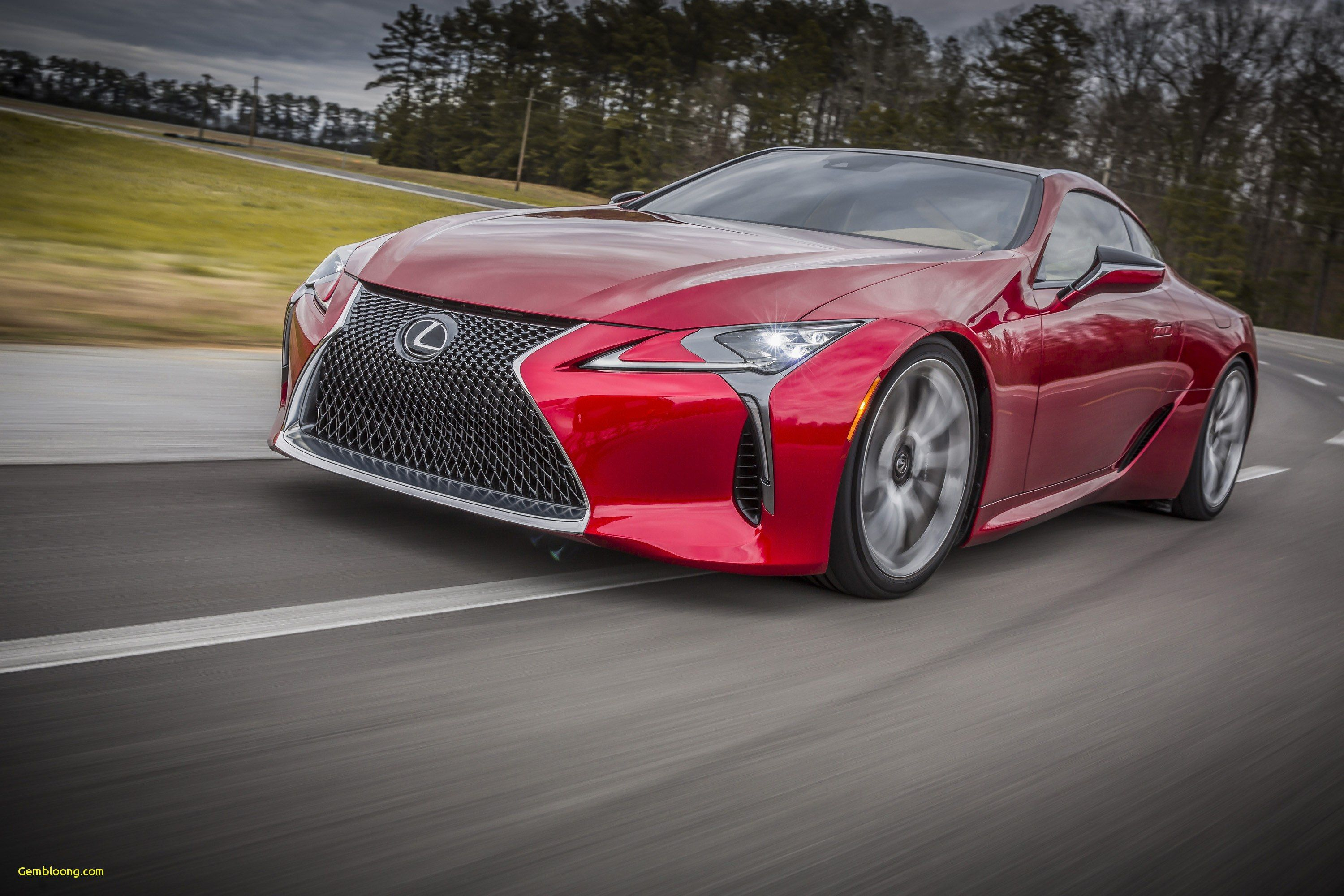 49 New 2020 Lexus LF LC Spesification