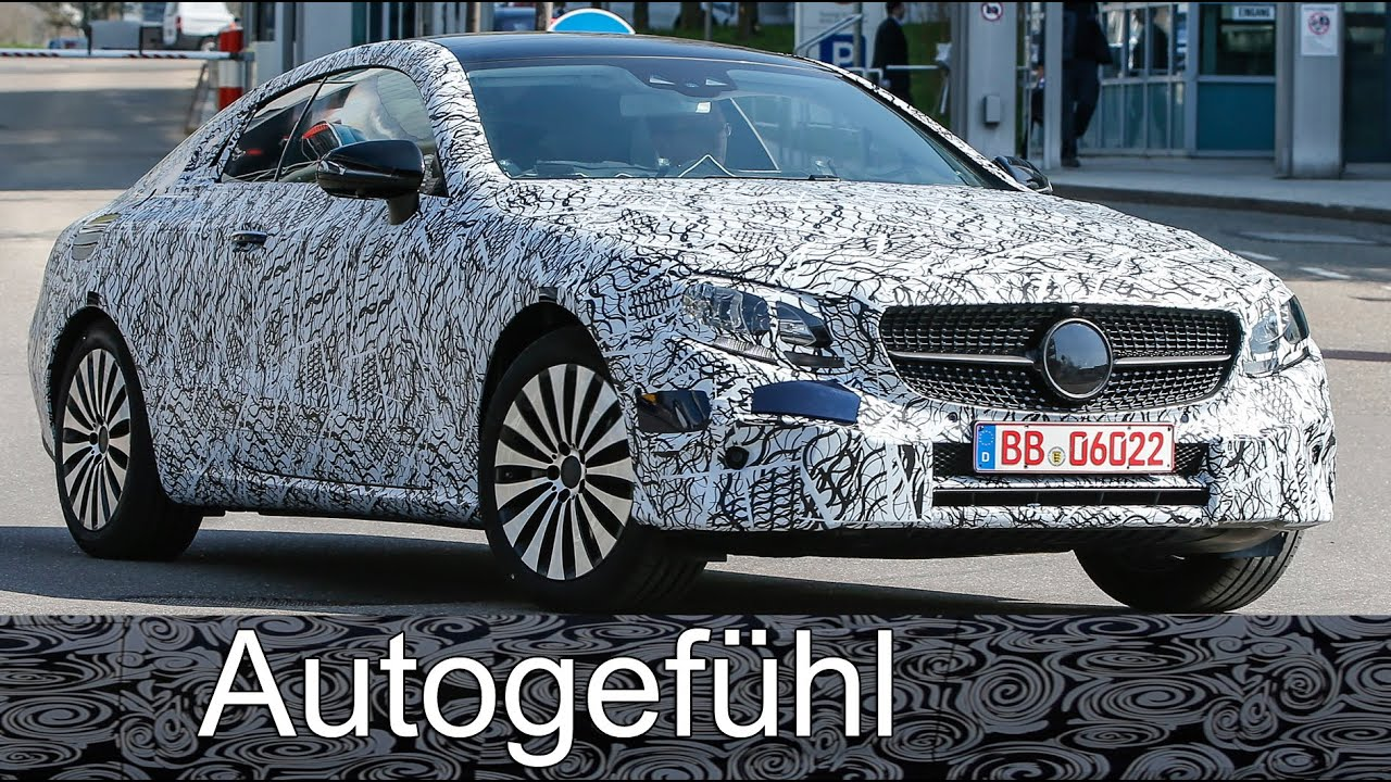 49 New Spy Shots Mercedes E Class New Review