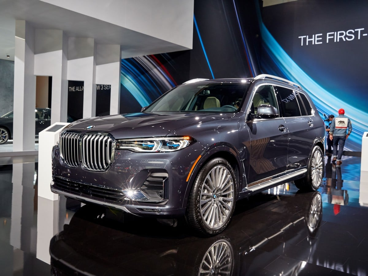 49 The 2019 BMW X7 Suv Series First Drive