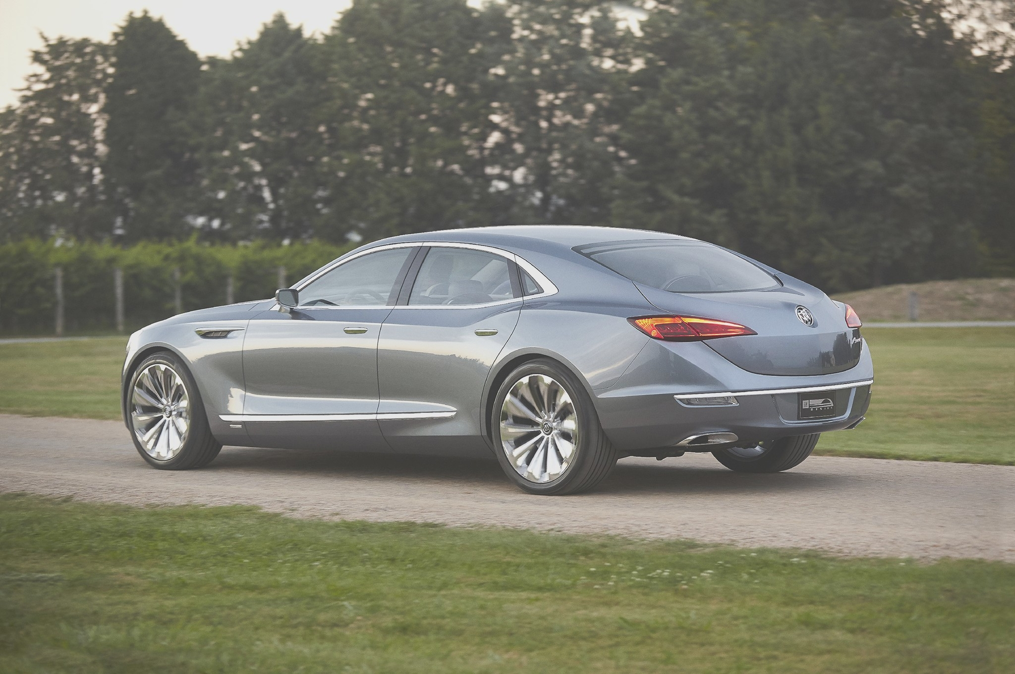 49 The 2019 Buick Park Avenue Research New
