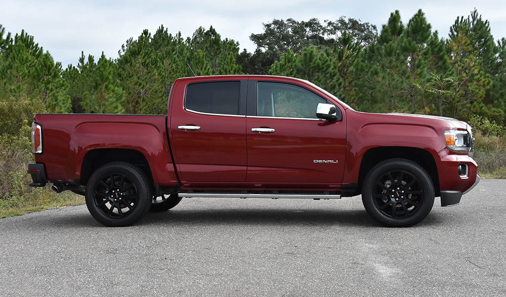 49 The 2019 GMC Canyon Denali Review and Release date