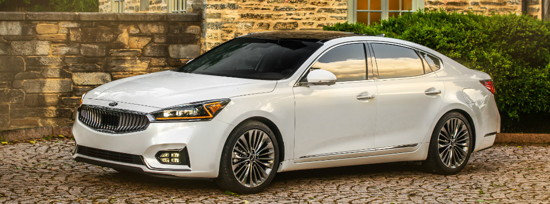 49 The 2020 All Kia Cadenza Price and Release date
