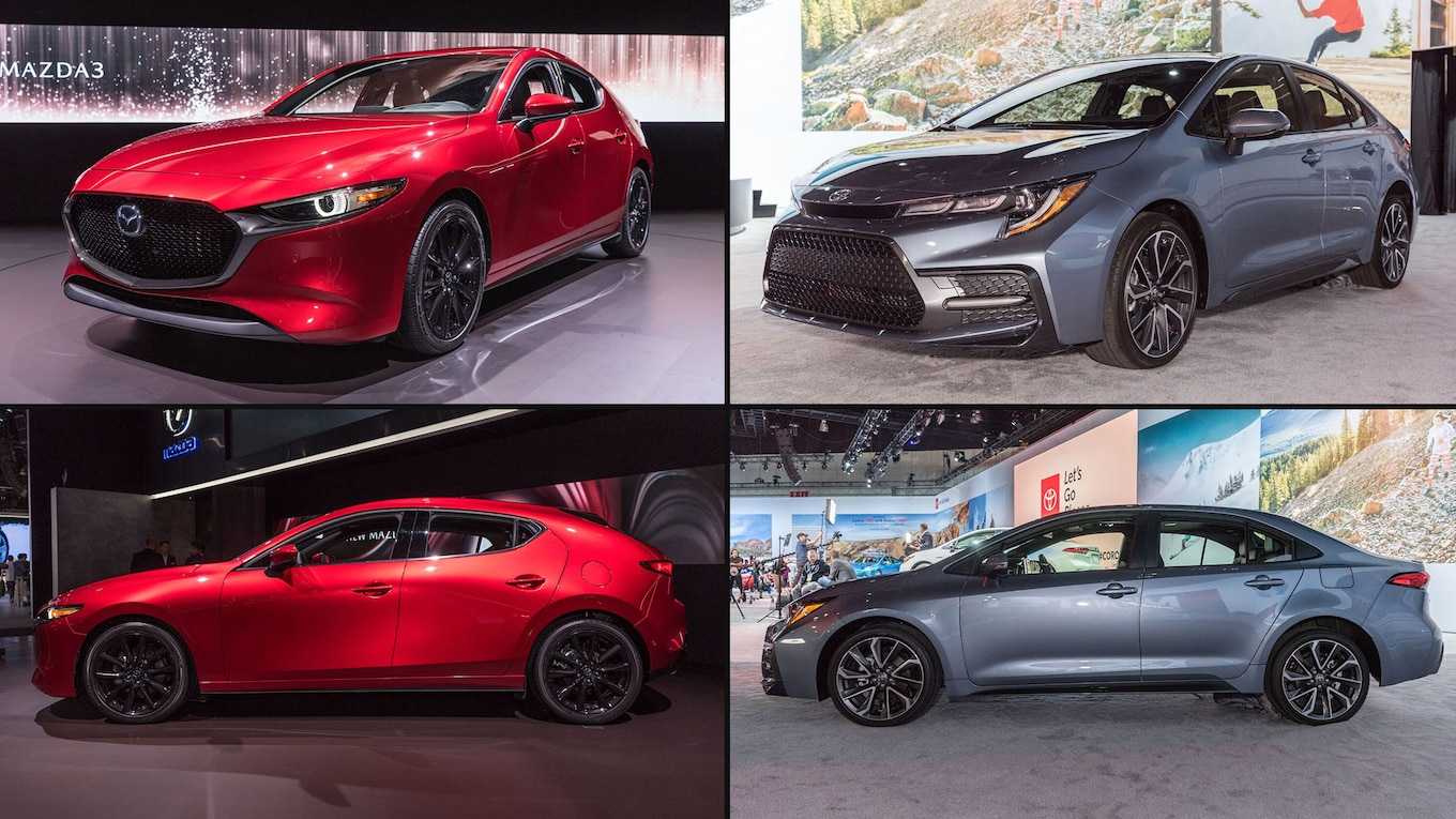49 The 2020 Mazda 3 Performance and New Engine